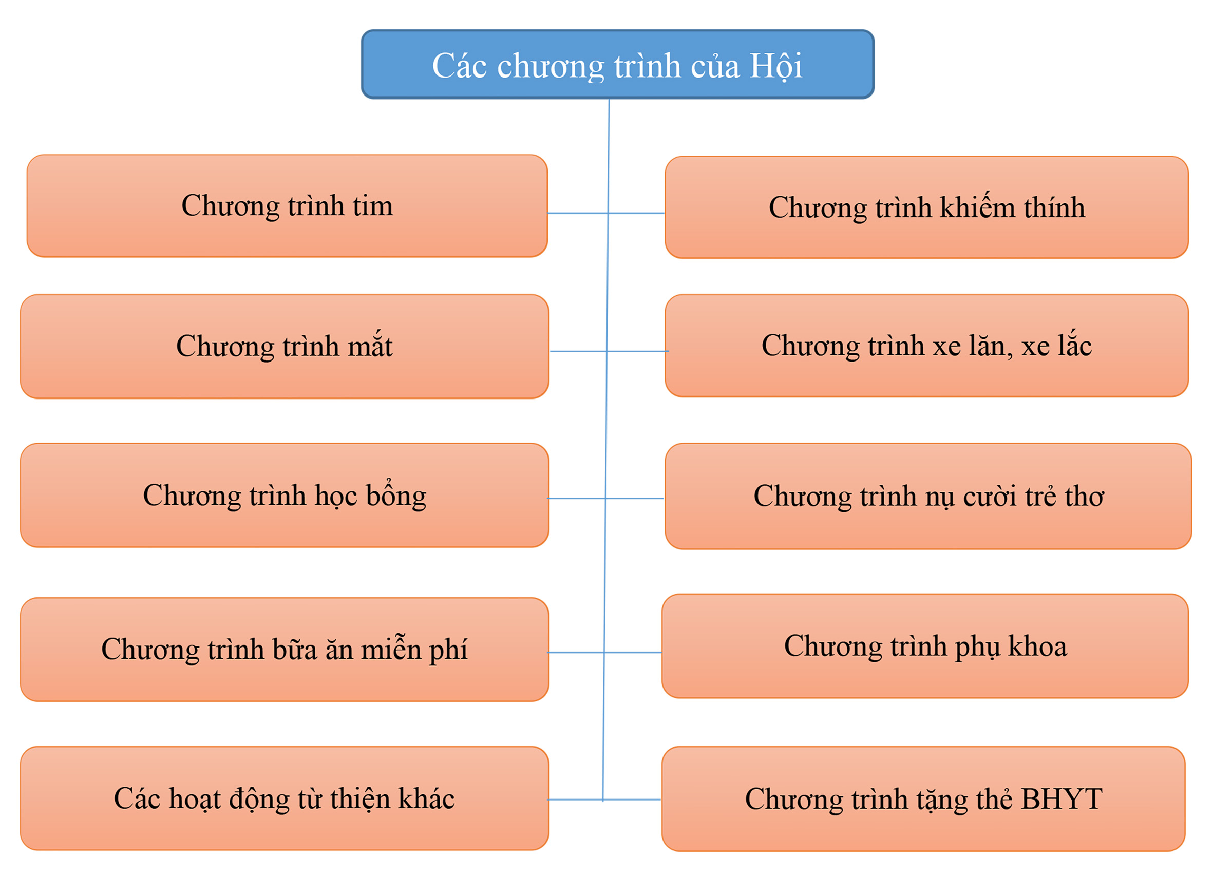 cac chuong trinh cua Hoi, 26-6