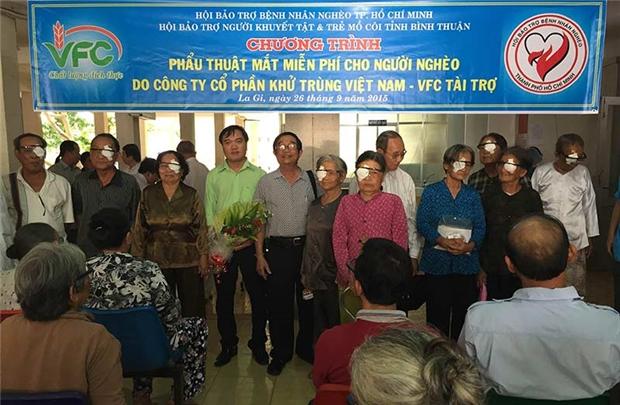 VFC tai Binh Thuan